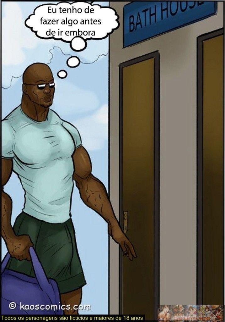 conspiração do bikini - quadrinhos eroticos interracial - 02430