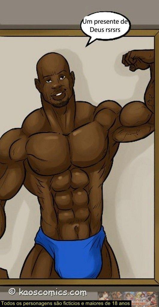 conspiração do bikini - quadrinhos eroticos interracial - 02810