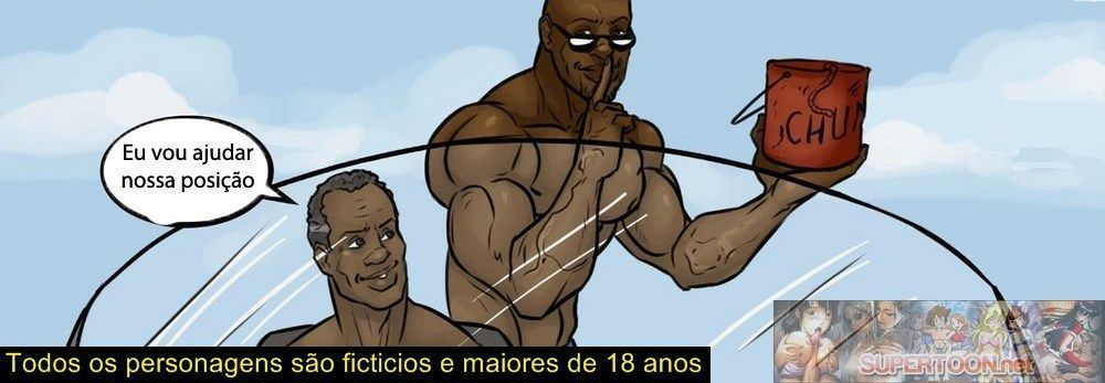 conspiração do bikini - quadrinhos eroticos interracial - 03810