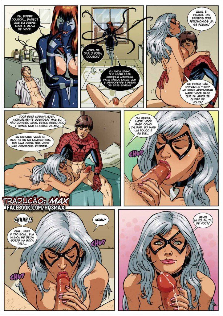 Spider Man Sexual Symbiosis (15)