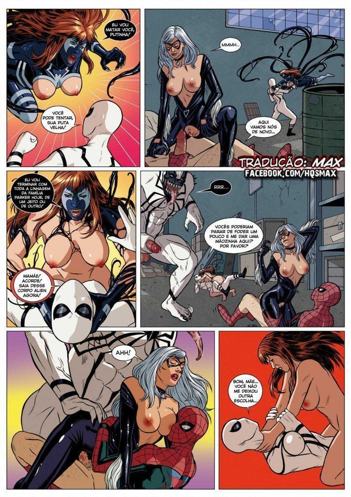 Spider Man Sexual Symbiosis (23)