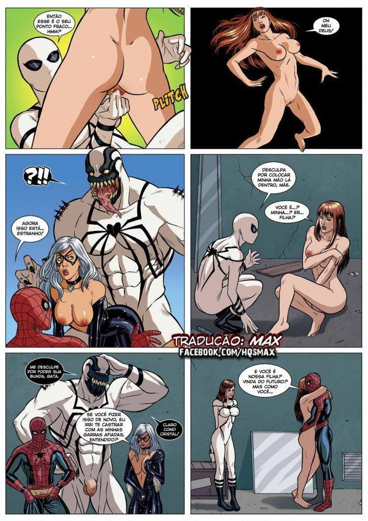 Spider Man Sexual Symbiosis (24)