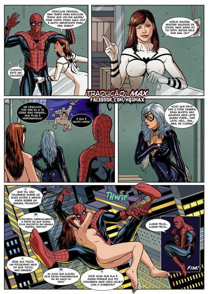 Spider Man Sexual Symbiosis (25)