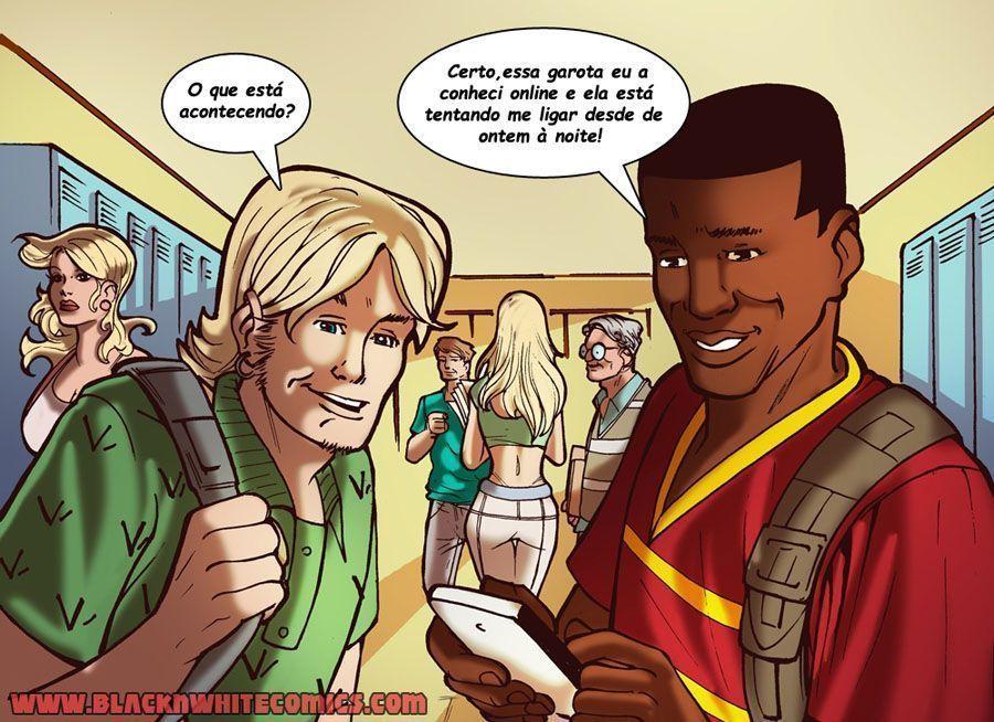 dilema de um namoro online - hqs interracial (3)