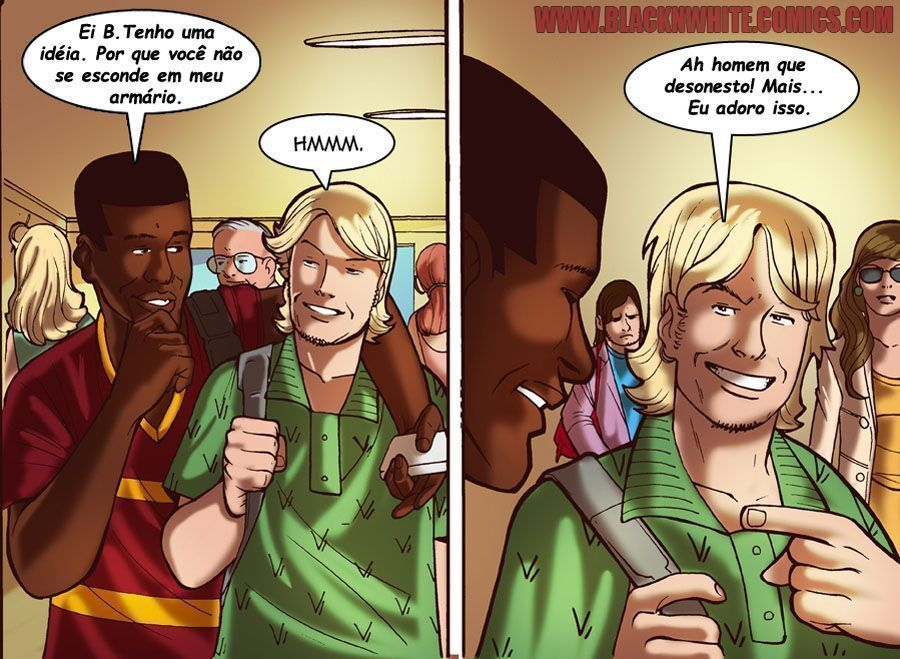 dilema de um namoro online - hqs interracial (5)