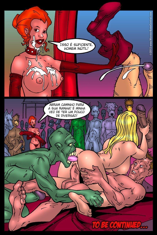 Alice in monsterland #7 #8 - hqs porno