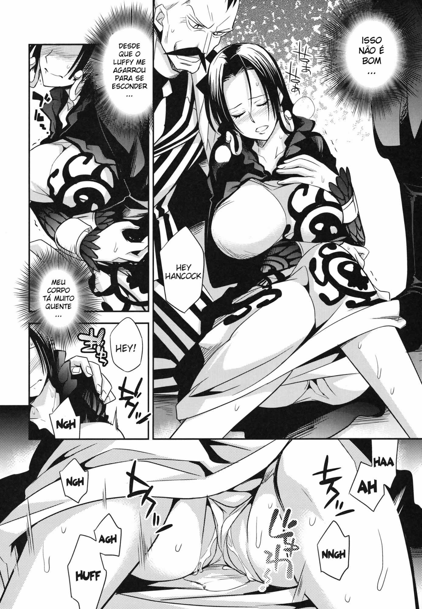 Boa Hancock And Luffy Hentai Top boa hancock estuprada - one piece hentai - hentai database