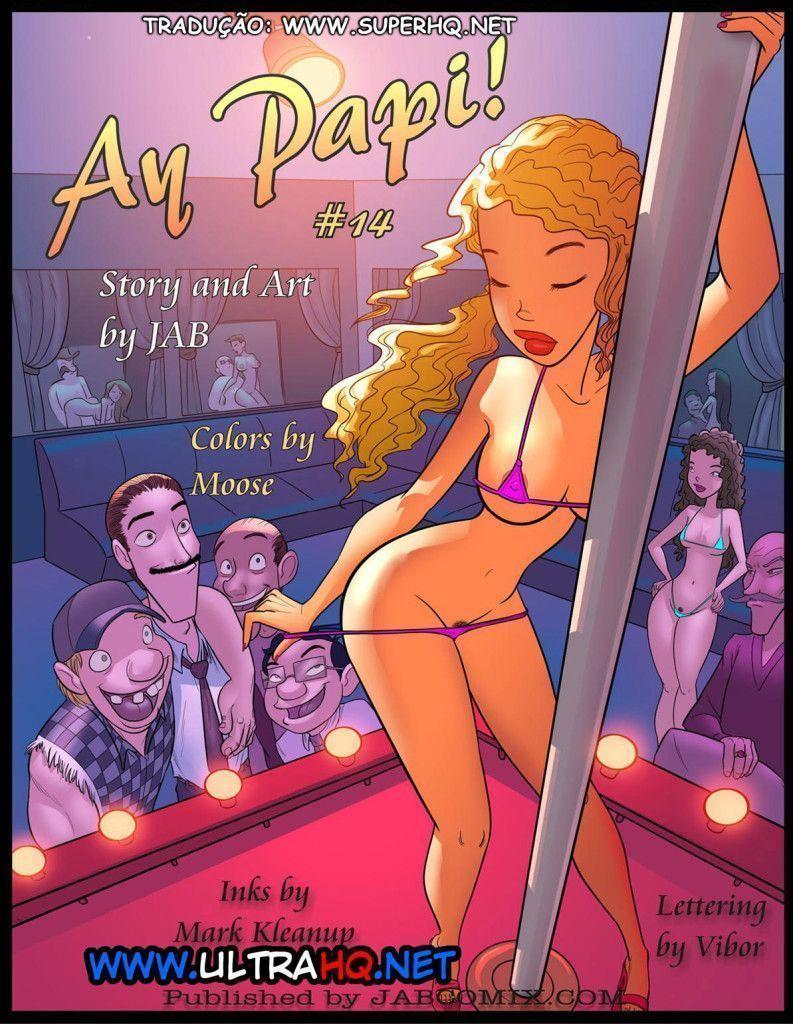 Ay papi 14 - clube de stripper