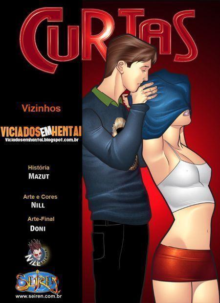 Vizinhos - quadrinhos eroticos