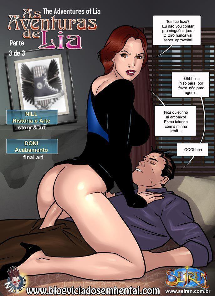 As aventuras eróticas de lia 6 parte 3