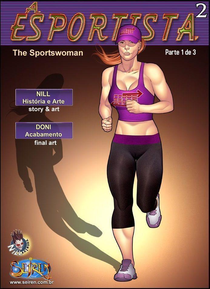 A esportista 2 parte 1 - chifre trocado