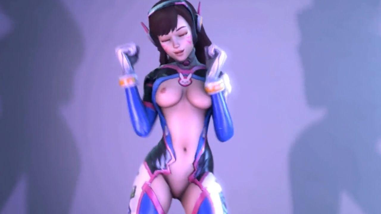 Overwatch hentai - pack de imagens