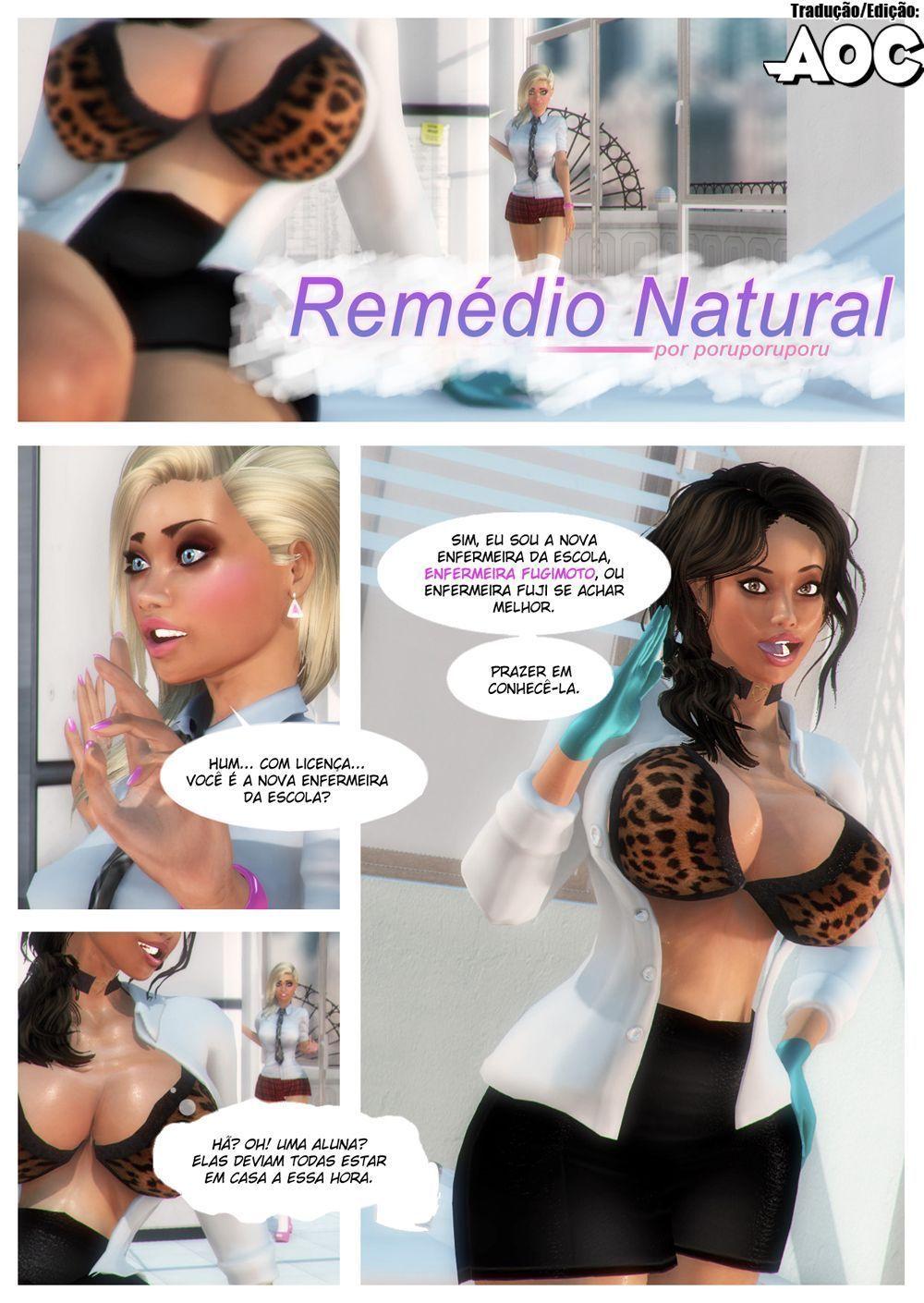 Remedio natural parte 1 - consulta peculiar