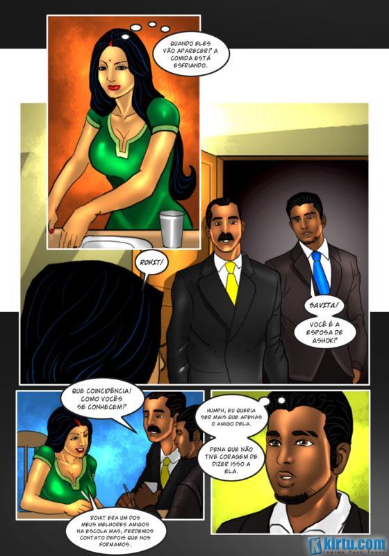 Savita Bhabhi 21 08