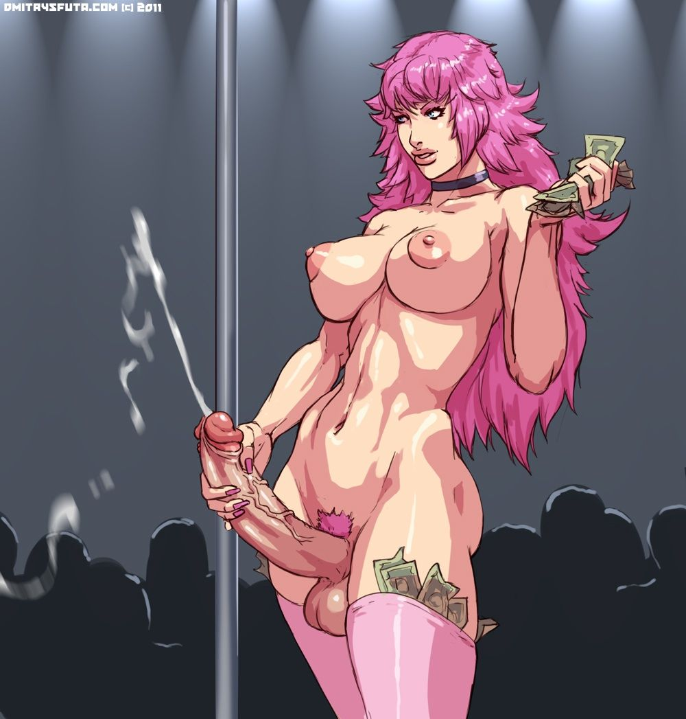 Pink_hair_Poison_futanari_05