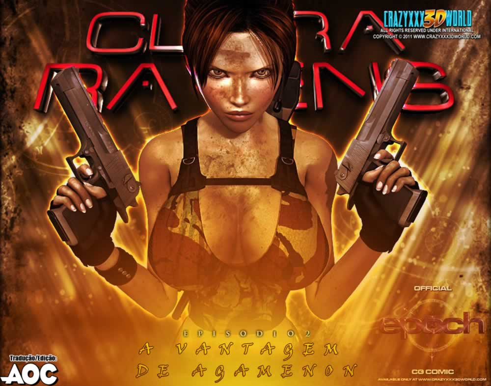 Clara Ravens 02 - hentai 3d